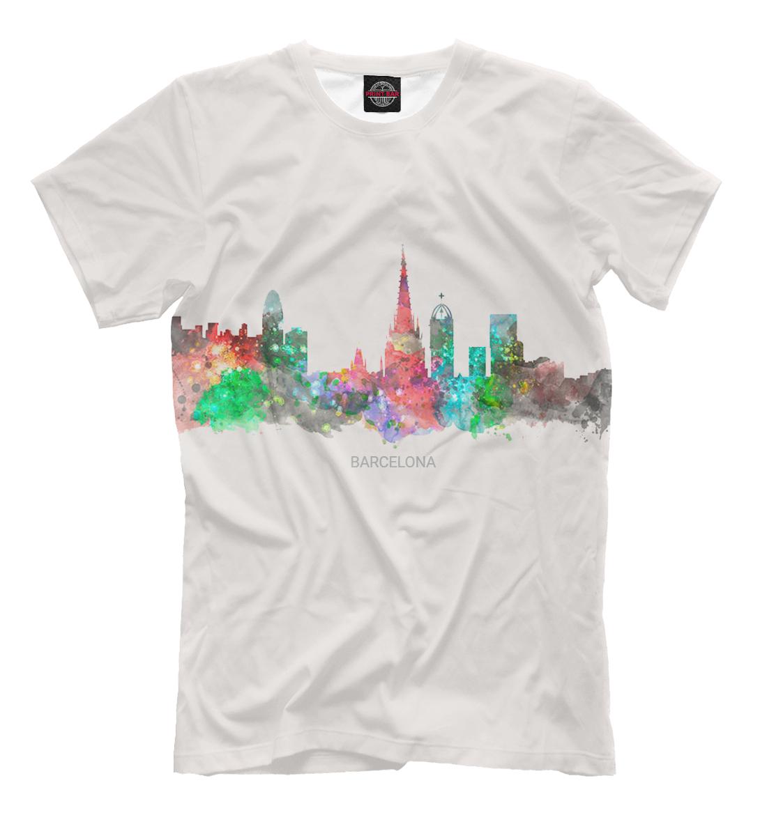 Купить Барселона, Printbar, Футболки, CTS-813687-fut-2