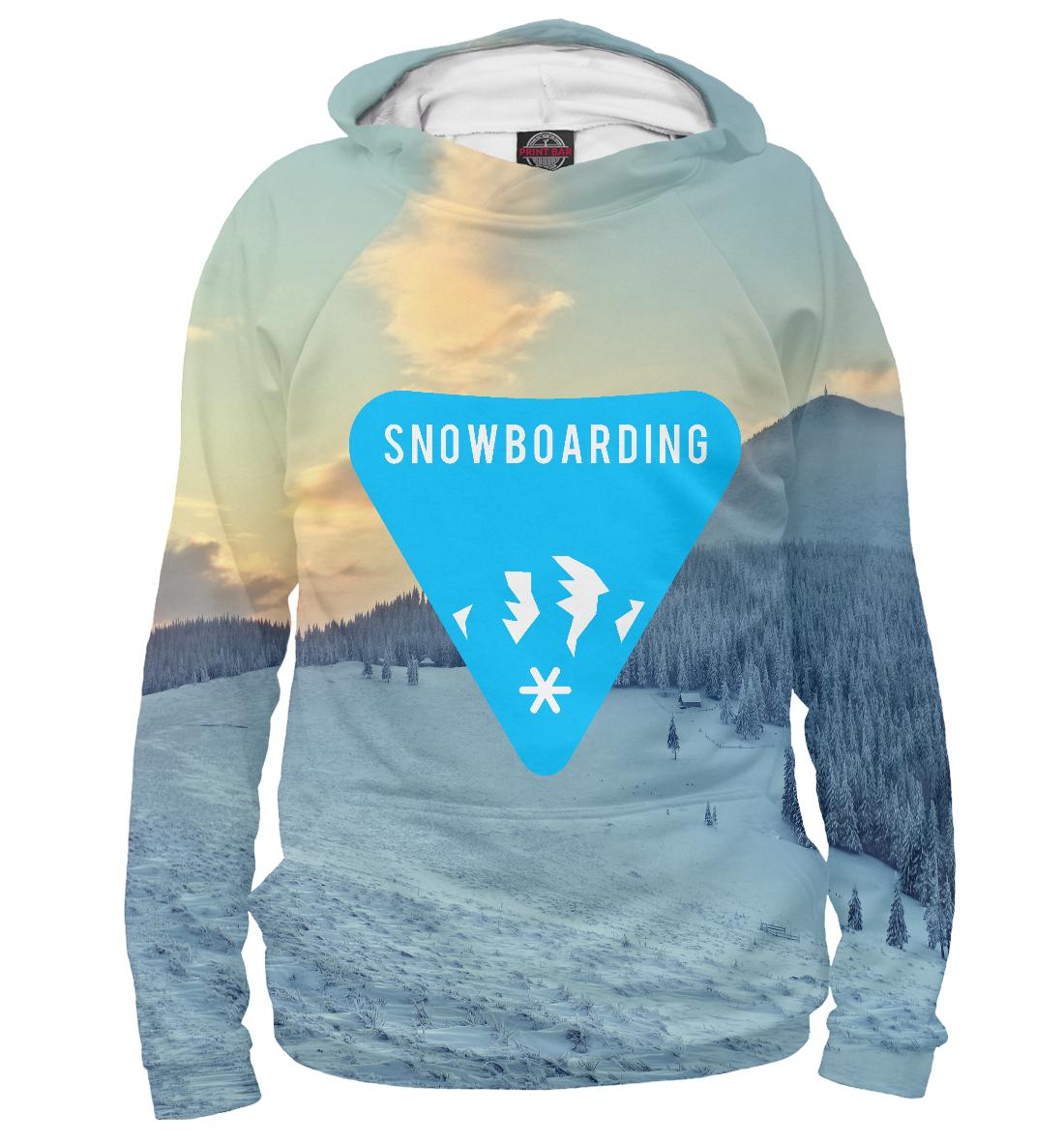 Купить Сноубординг, Printbar, Худи, SNW-494562-hud-2