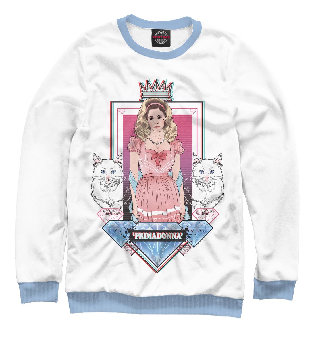 Marina and the diamonds - Primadonna, Printbar, Свитшоты, MZK-612846-swi-1  - купить со скидкой