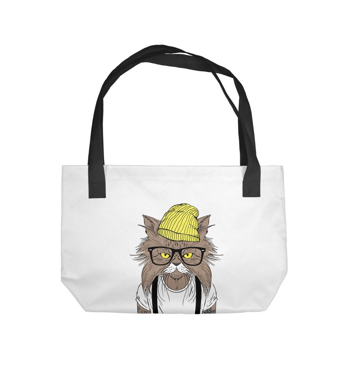 Фото - Кот хипстер яркий кот хипстер
