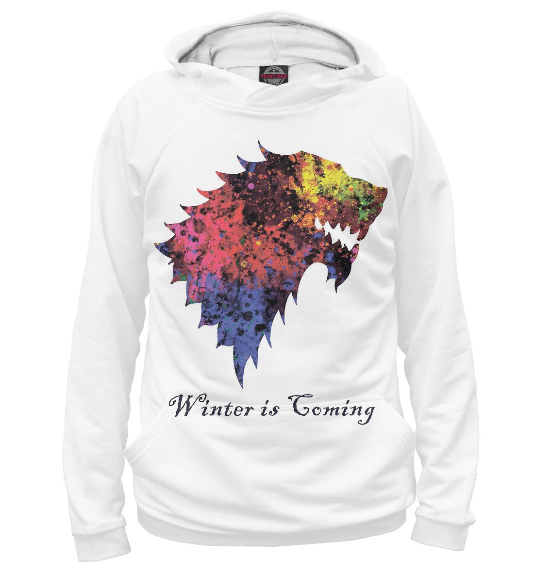 Купить Зима близко, Printbar, Худи, IGR-382495-hud-1