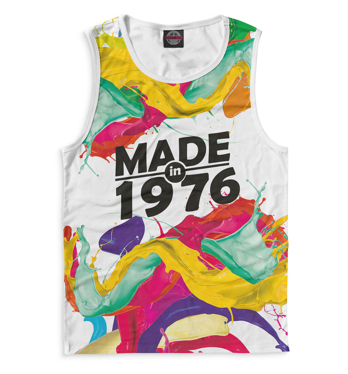 made in 1976 Made in 1976