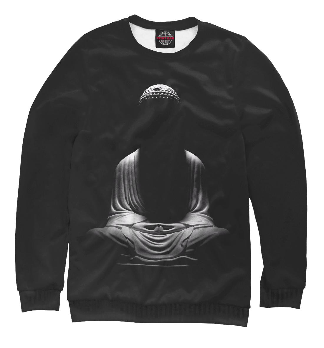 Купить Будда в тени, Printbar, Свитшоты, APD-226520-swi-1