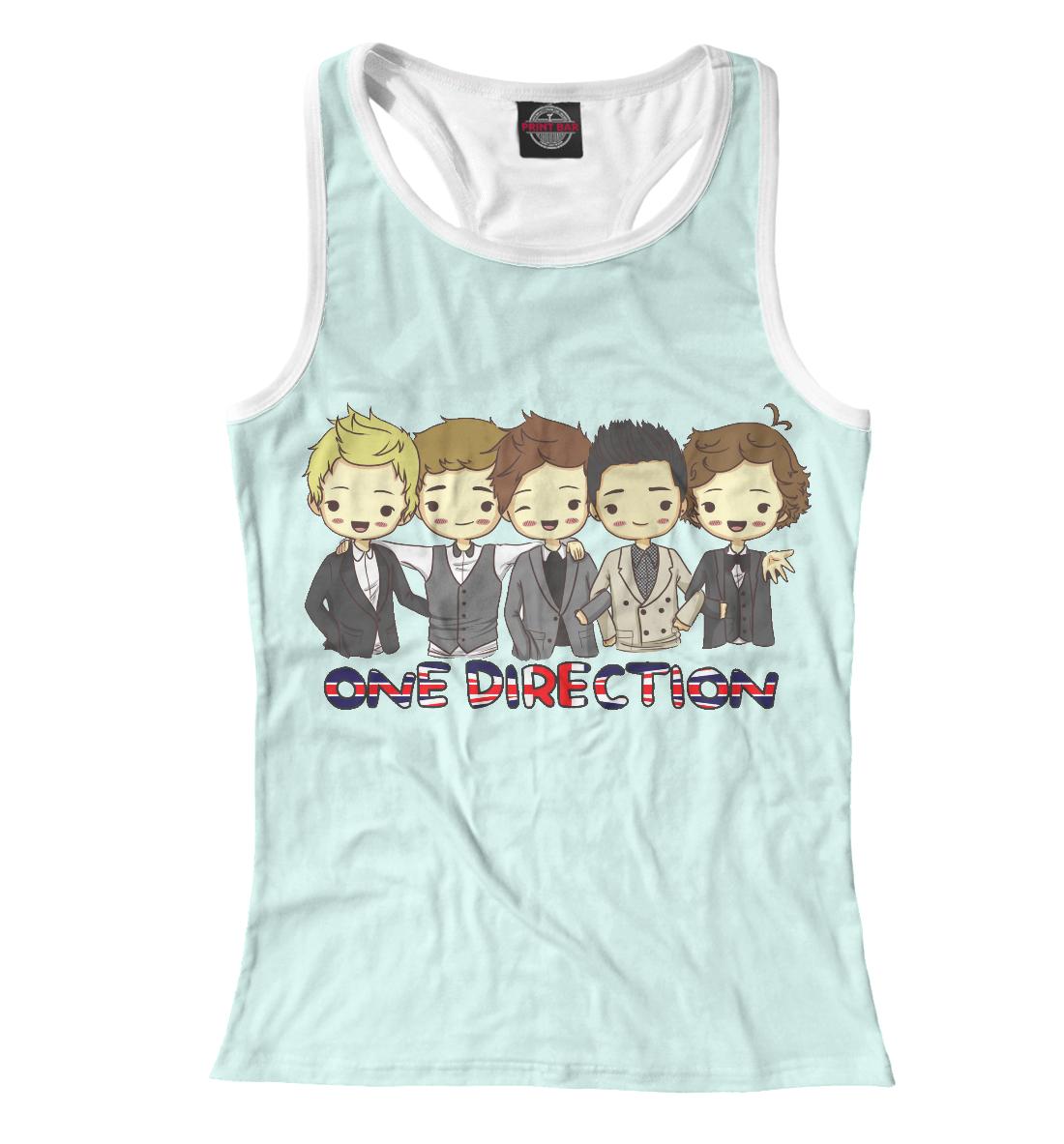 Купить One Direction, Printbar, Майки борцовки, OND-456603-mayb-1