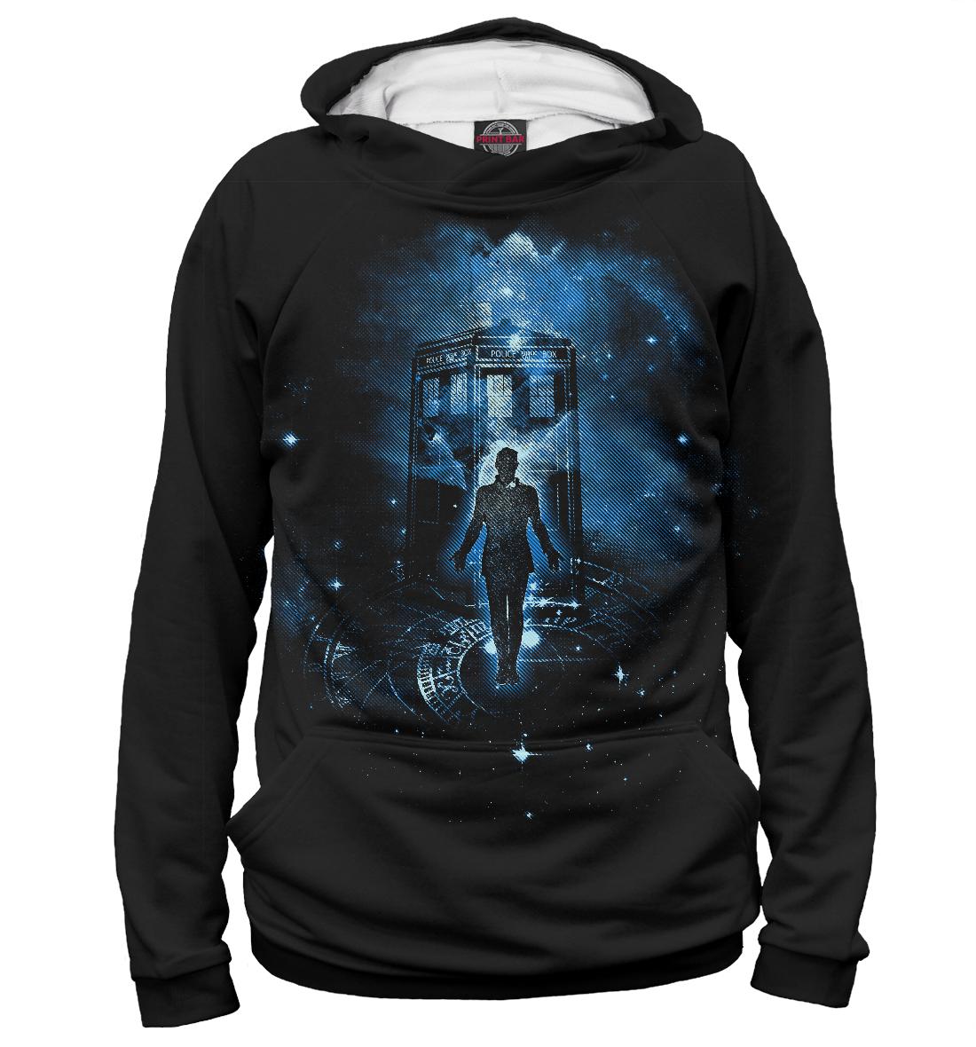 Купить Доктор Кто, Printbar, Худи, DOK-422322-hud-1