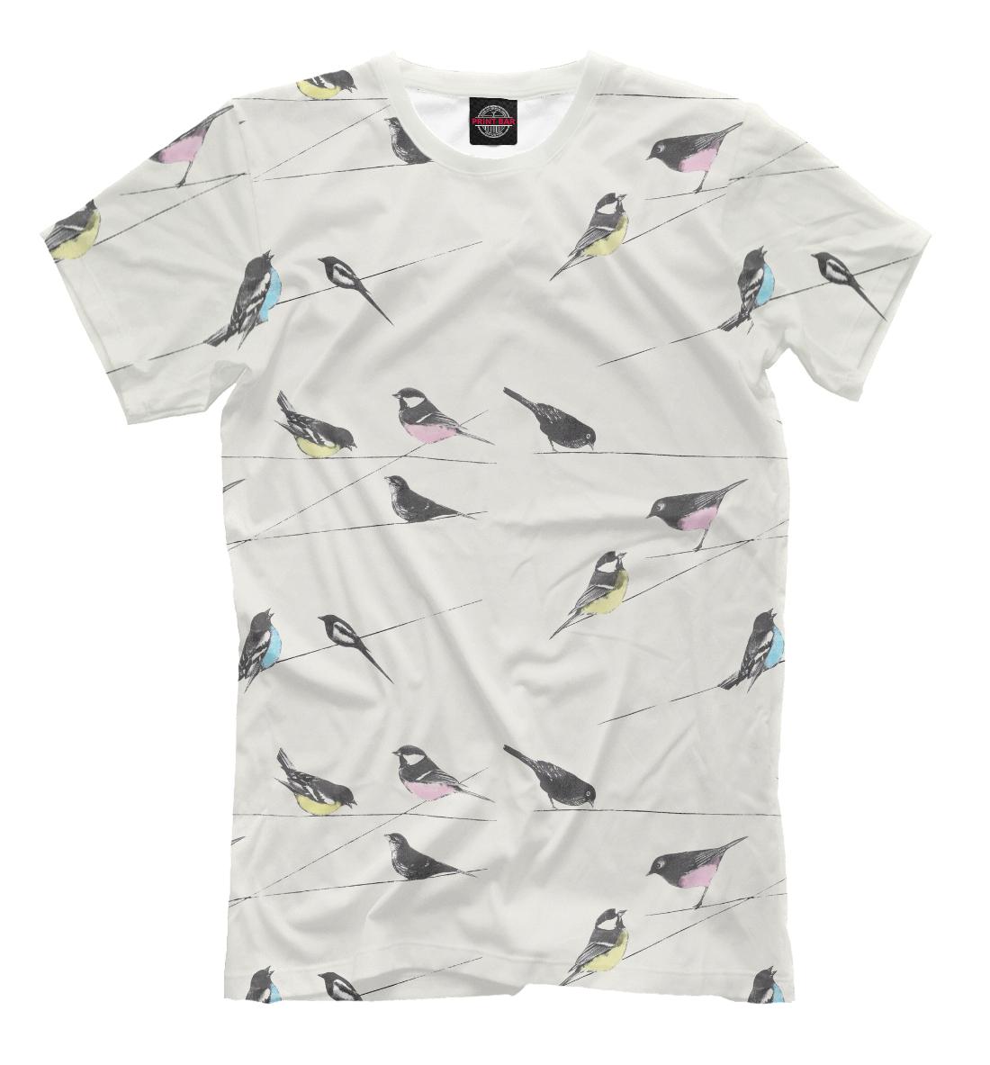 Купить Birdy, Printbar, Футболки, PTI-574817-fut-2