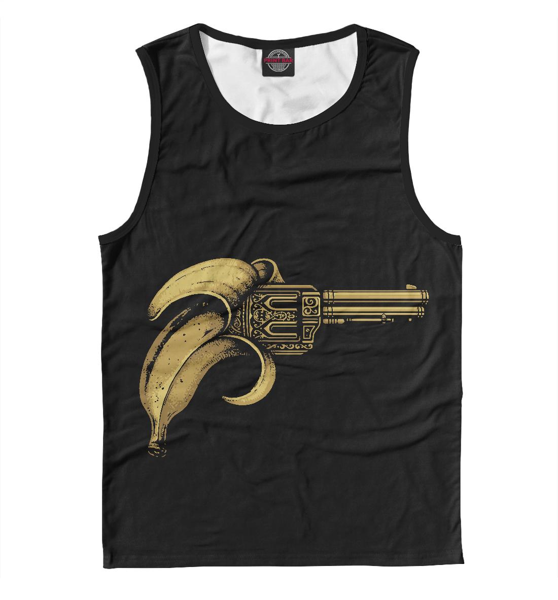 Купить Банановый пистолет, Printbar, Майки, MIN-558836-may-2
