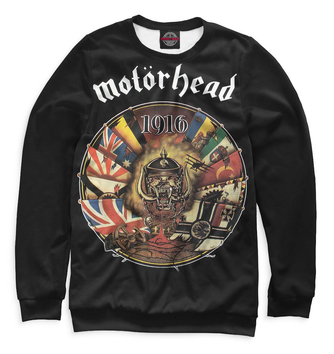 Купить Motorhead, Printbar, Свитшоты, MOT-585580-swi-2
