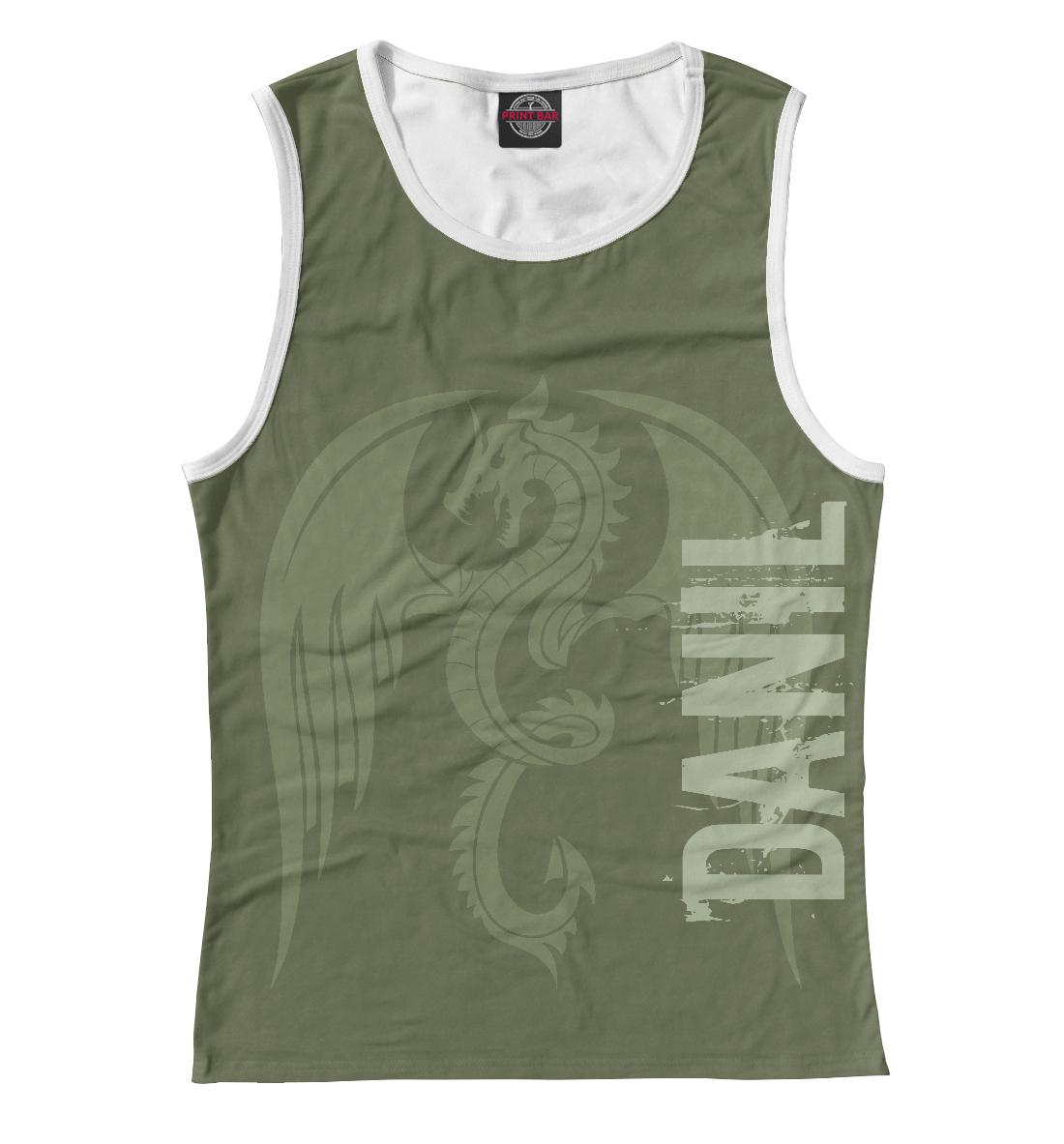 Купить Даниил и дракон, Printbar, Майки, DAN-974730-may-1