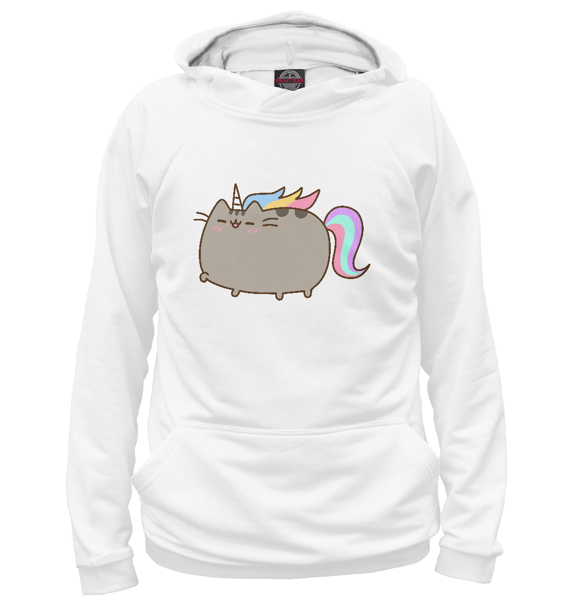 Pusheen Happy Unicorn