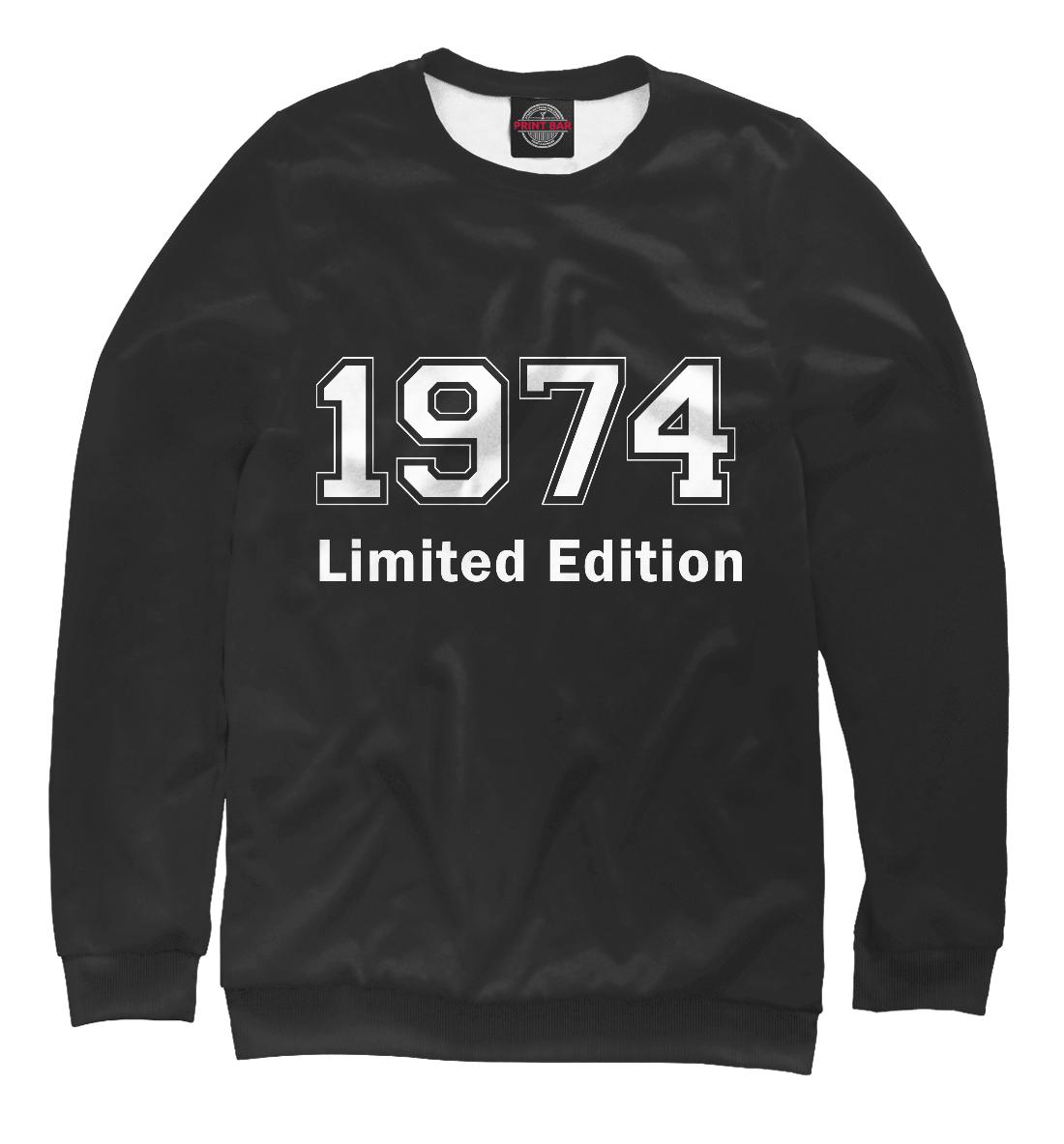 Купить Limited Edition of 1974, Printbar, Свитшоты, DSC-950271-swi-2