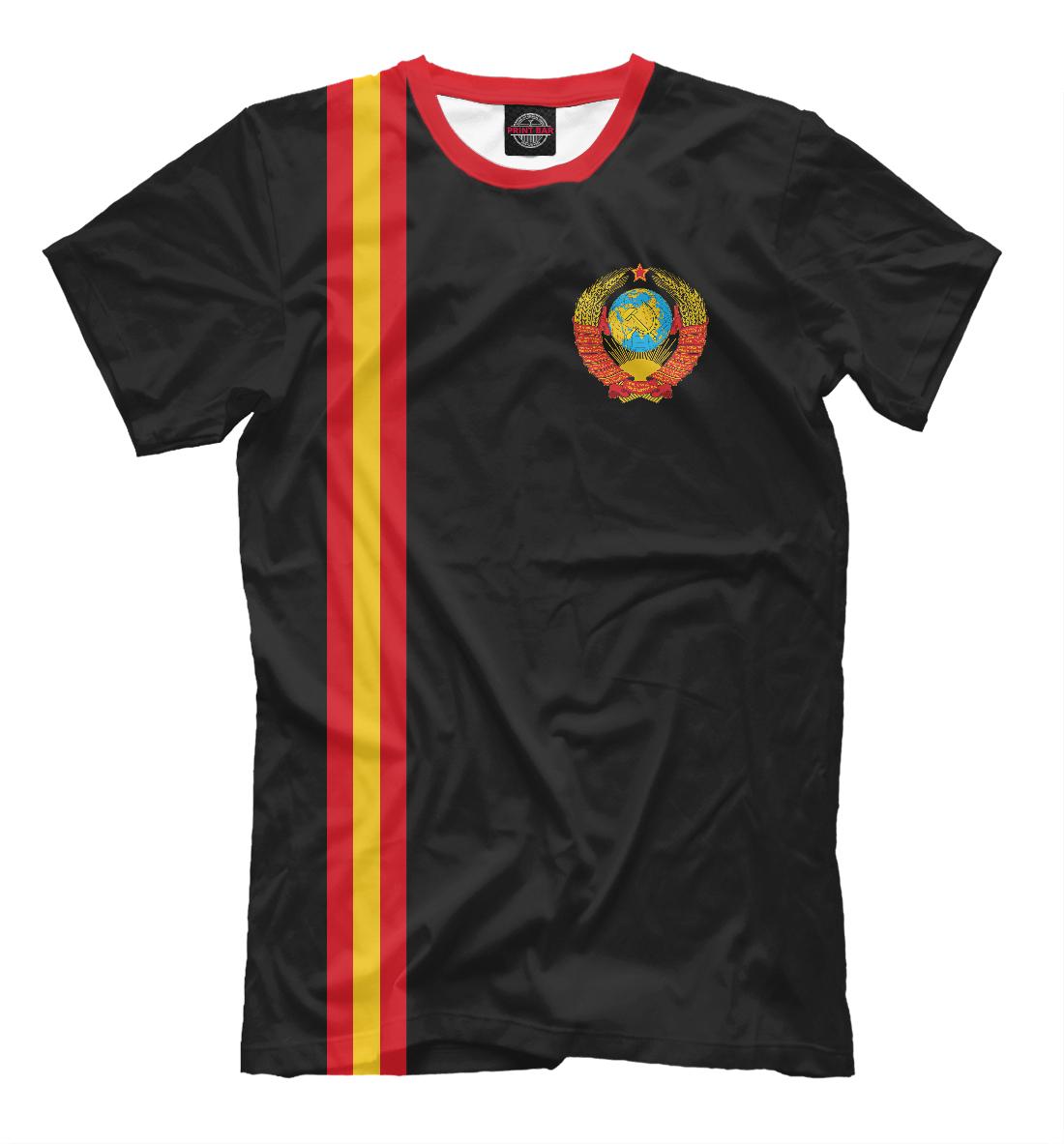 Купить СССР Line Collection, Printbar, Футболки, SSS-925423-fut-2