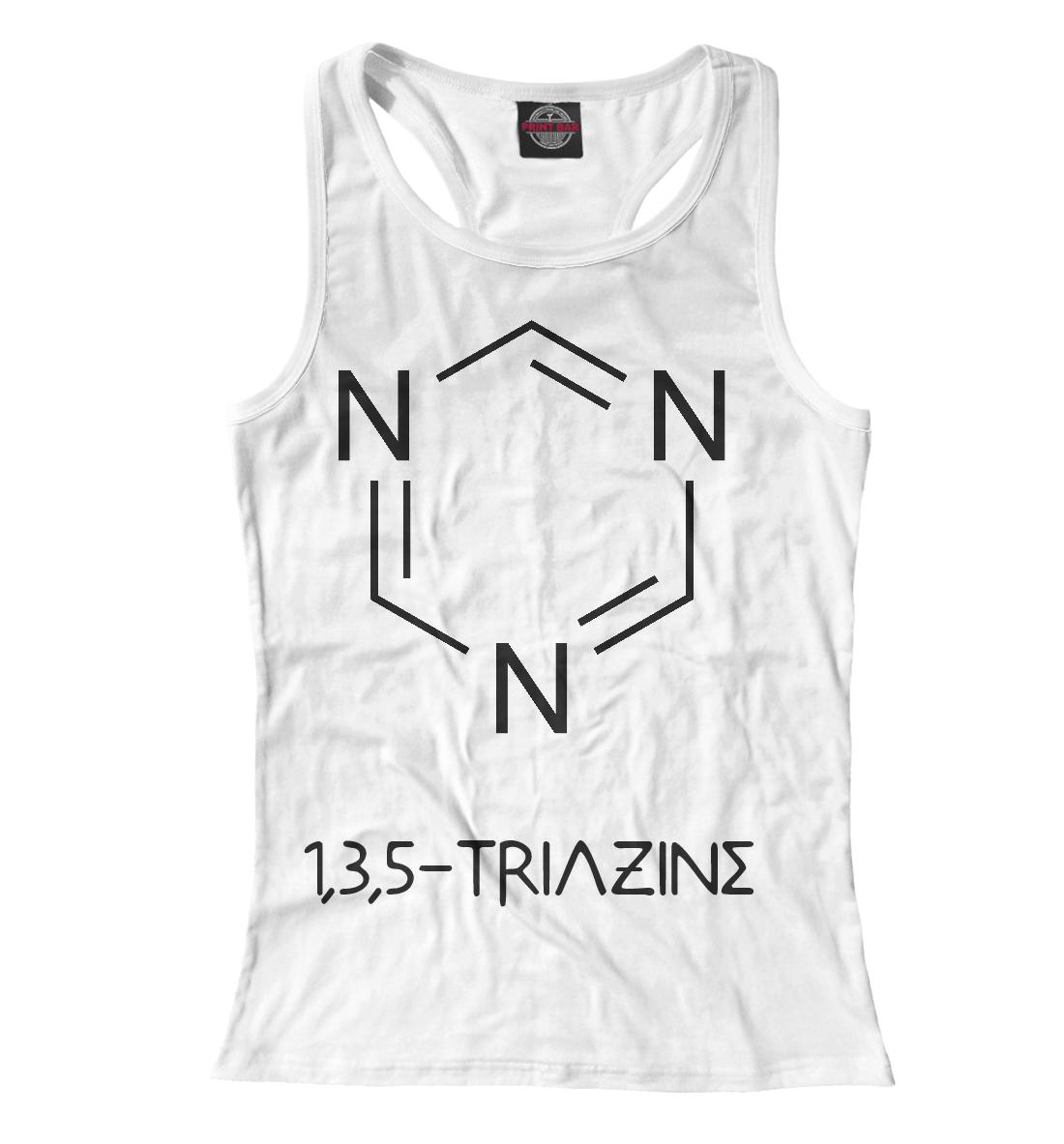 Купить Химия 1, 3, 5-триазин, Printbar, Майки борцовки, APD-417538-mayb-1