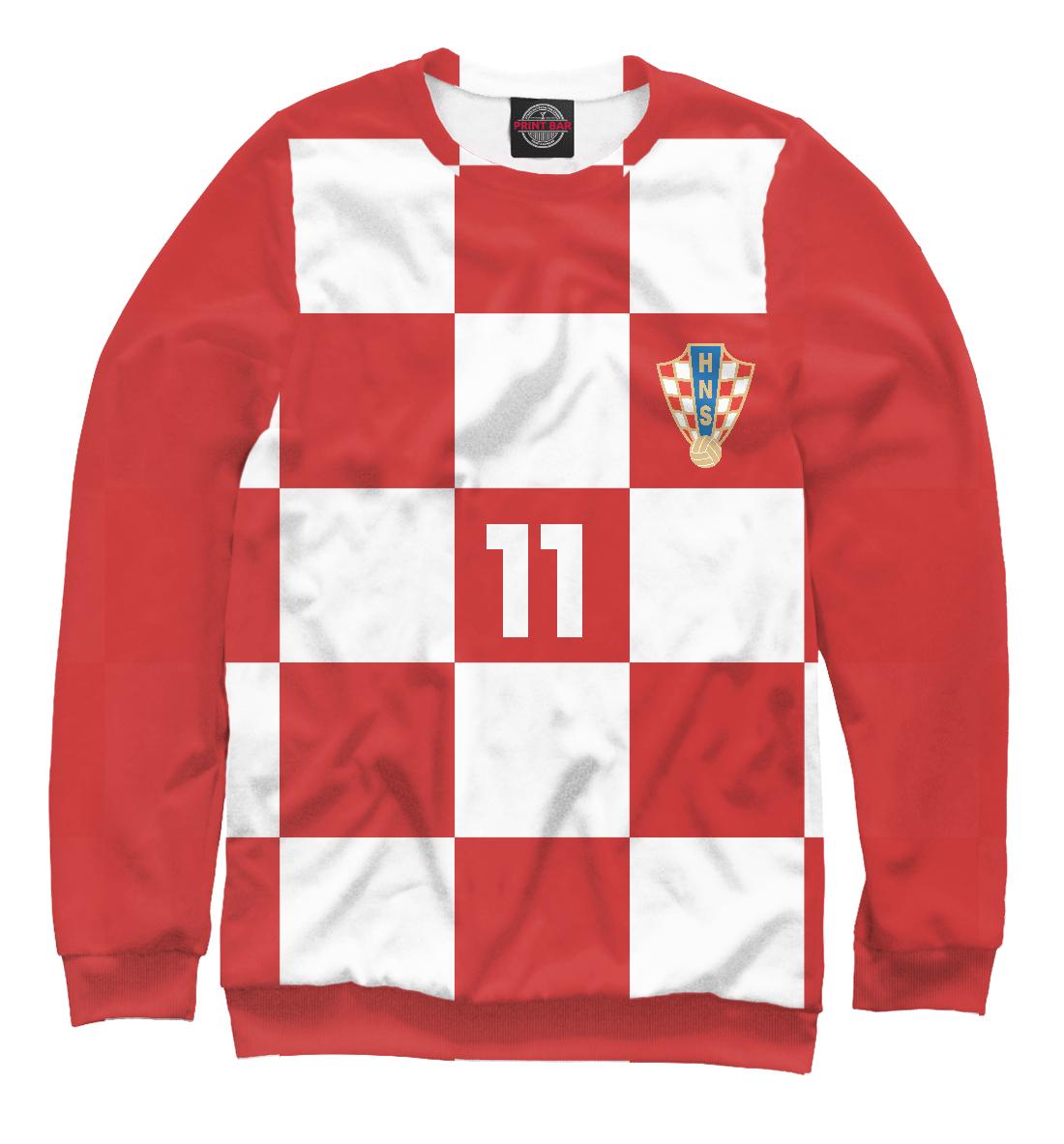 Купить Брозович Хорватия 11, Printbar, Свитшоты, FTF-462992-swi-2