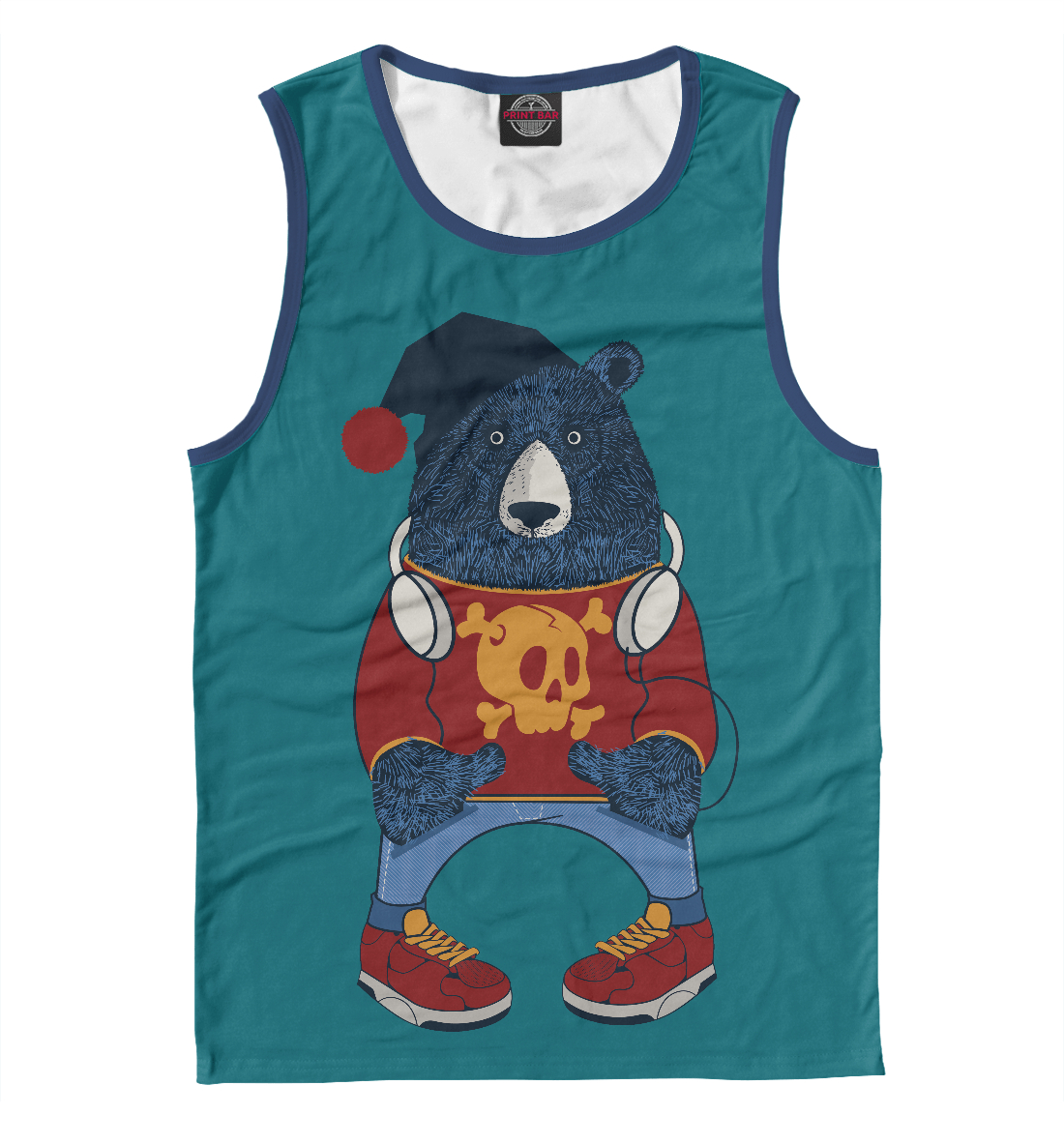 Купить Cool Bear, Printbar, Майки, MED-756549-may-2