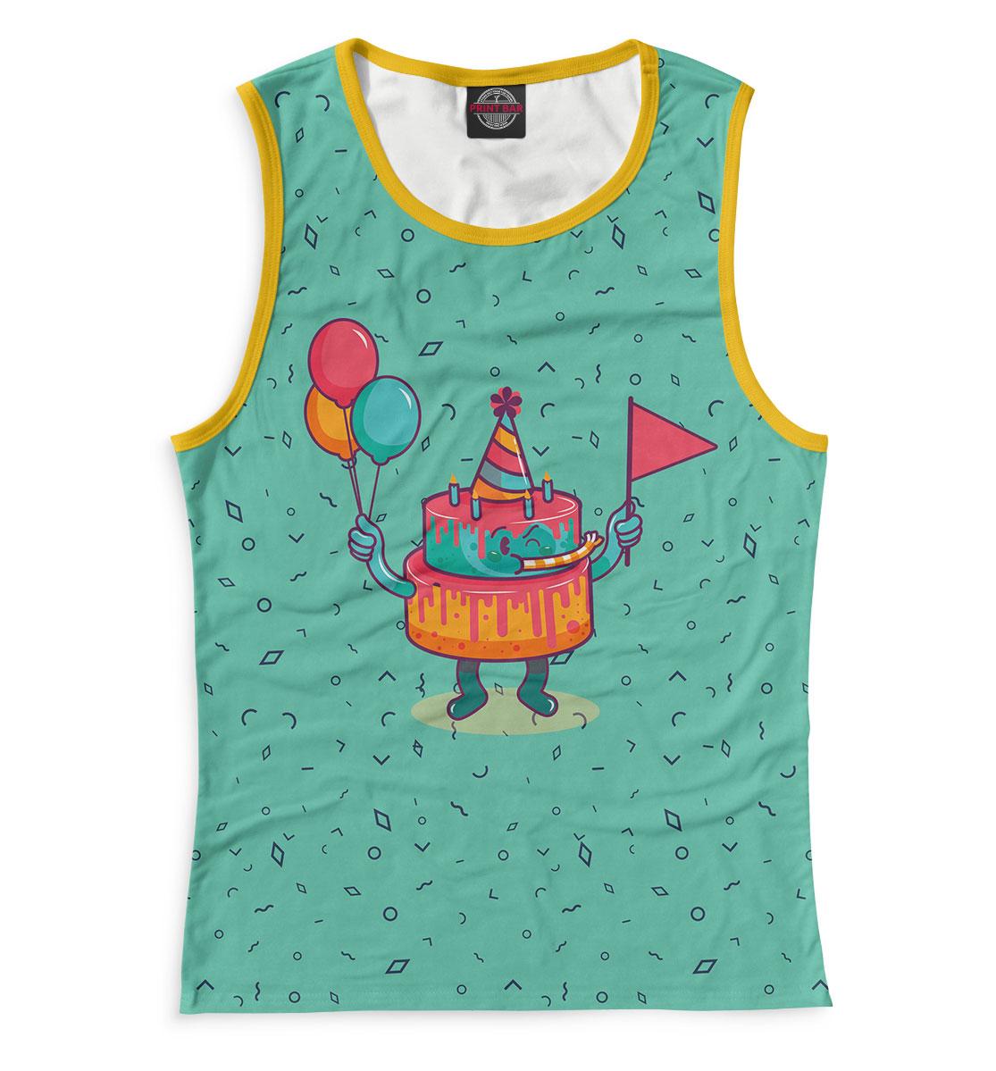 Купить День рождения, Printbar, Майки, DRZ-237386-may-1