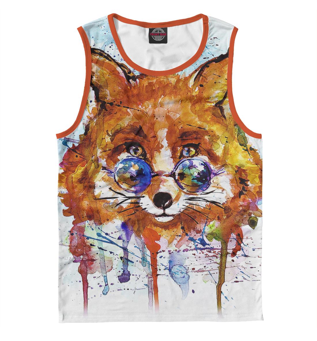 Купить Яркая лисица, Printbar, Майки, FOX-534458-may-2
