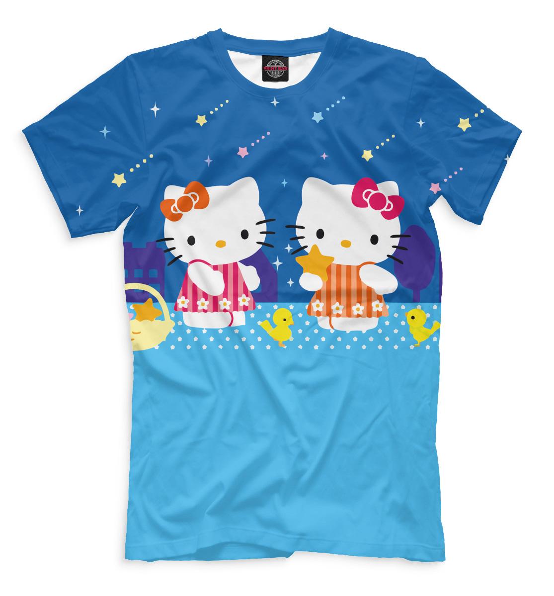 Купить Hello Kitty, Printbar, Футболки, HLK-407951-fut-2