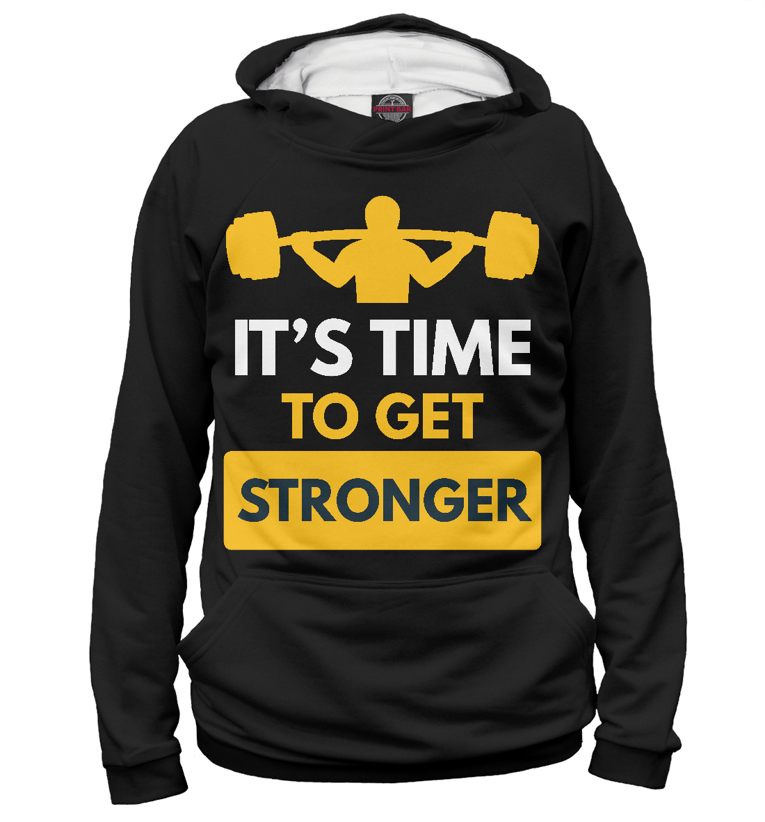 It's time to get stronger