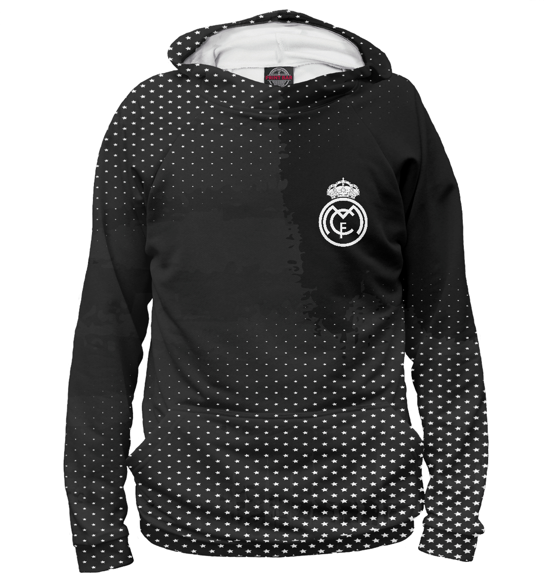 Купить REAL MADRID SPORT, Printbar, Худи, REA-273228-hud-2