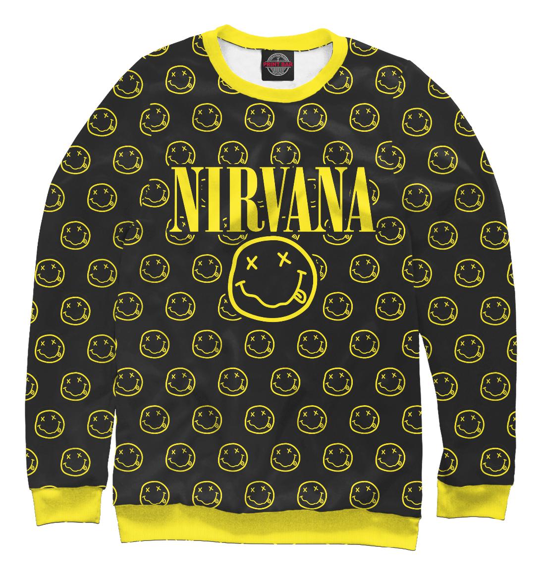 Купить Nirvana Forever, Printbar, Свитшоты, NIR-826108-swi-1