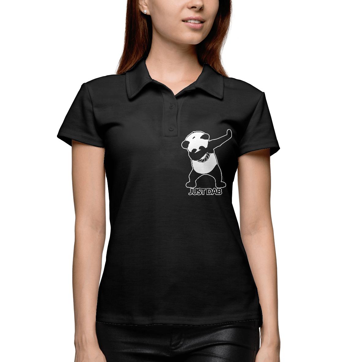 Купить Panda dab, Printbar, Поло, PAN-427052-pol-1