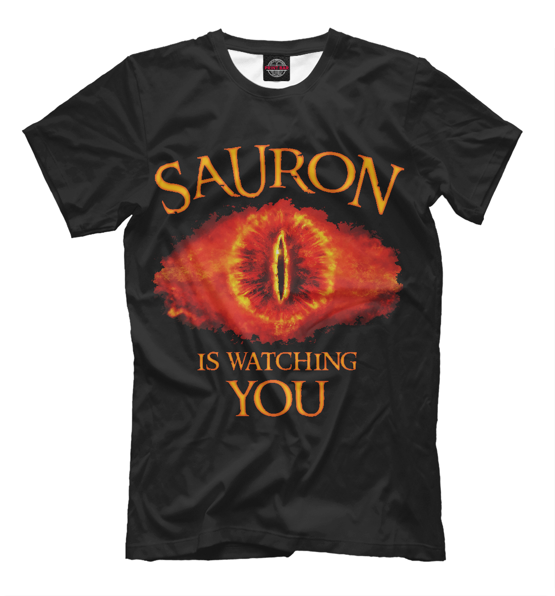 Купить Око Саурона, Printbar, Футболки, LOR-775418-fut-2