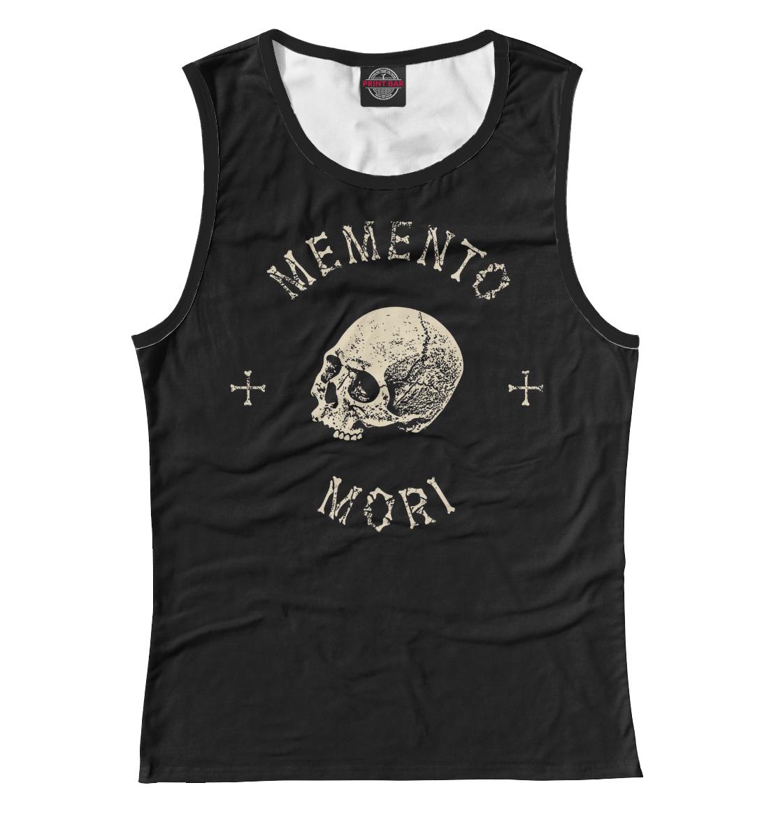 Купить Memento mori, Printbar, Майки, SKU-538470-may-1