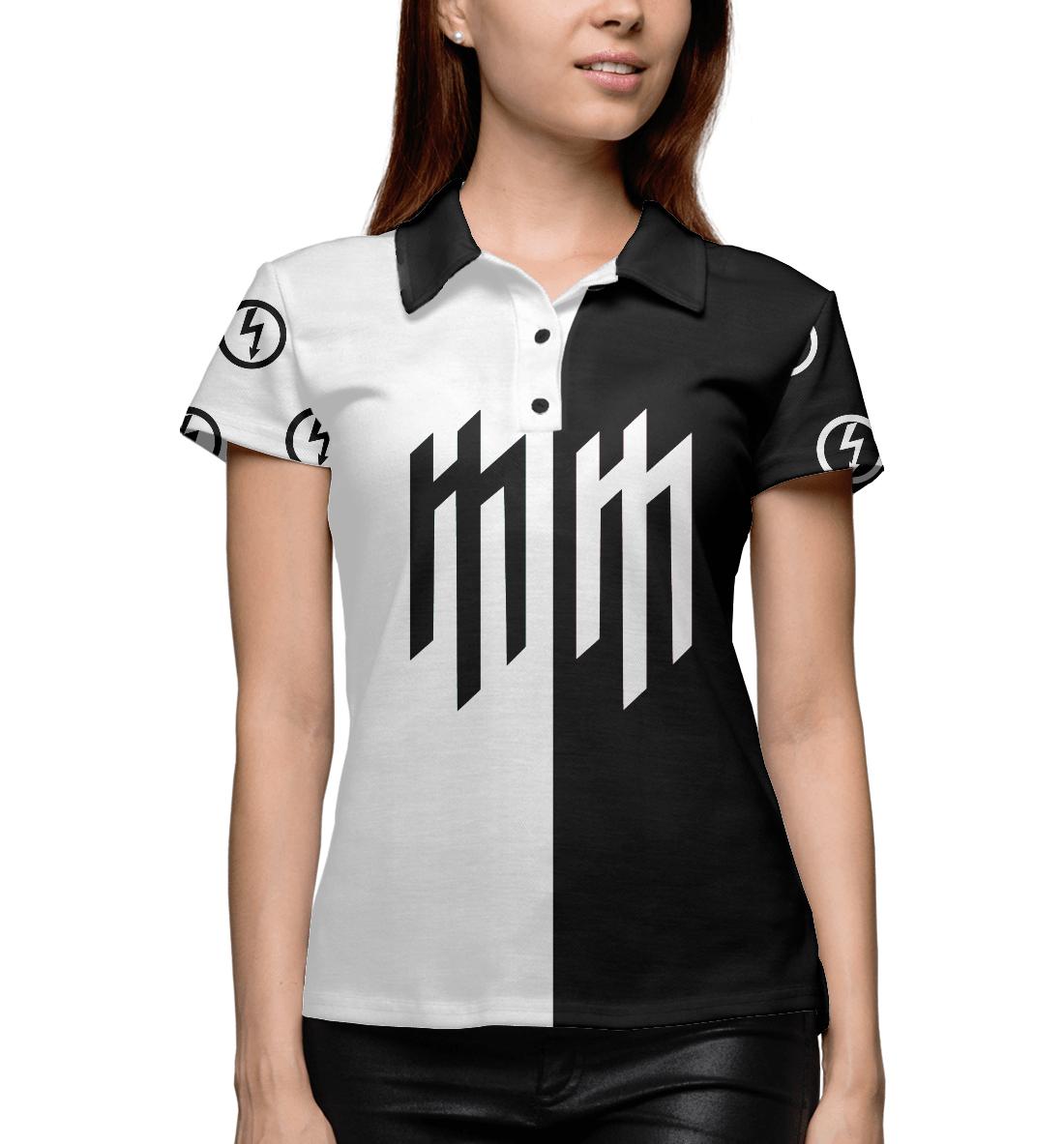 Купить Marilyn Manson, Printbar, Поло, MRM-708311-pol-1