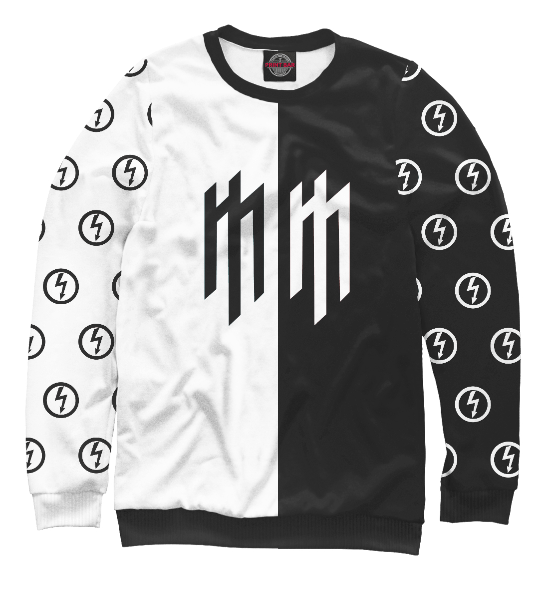 Купить Marilyn Manson, Printbar, Свитшоты, MRM-708311-swi-2