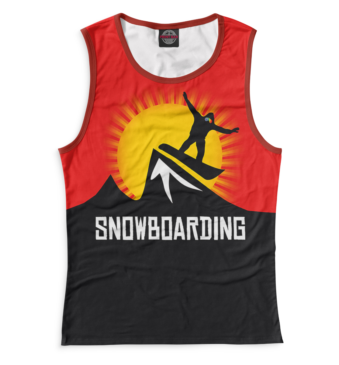 Купить Сноубординг, Printbar, Майки, SNW-549568-may-1