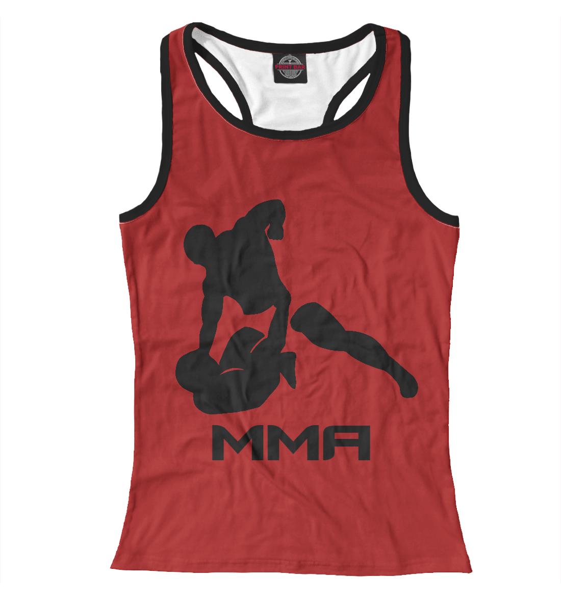 Купить MMA, Printbar, Майки борцовки, MNU-119024-mayb-1