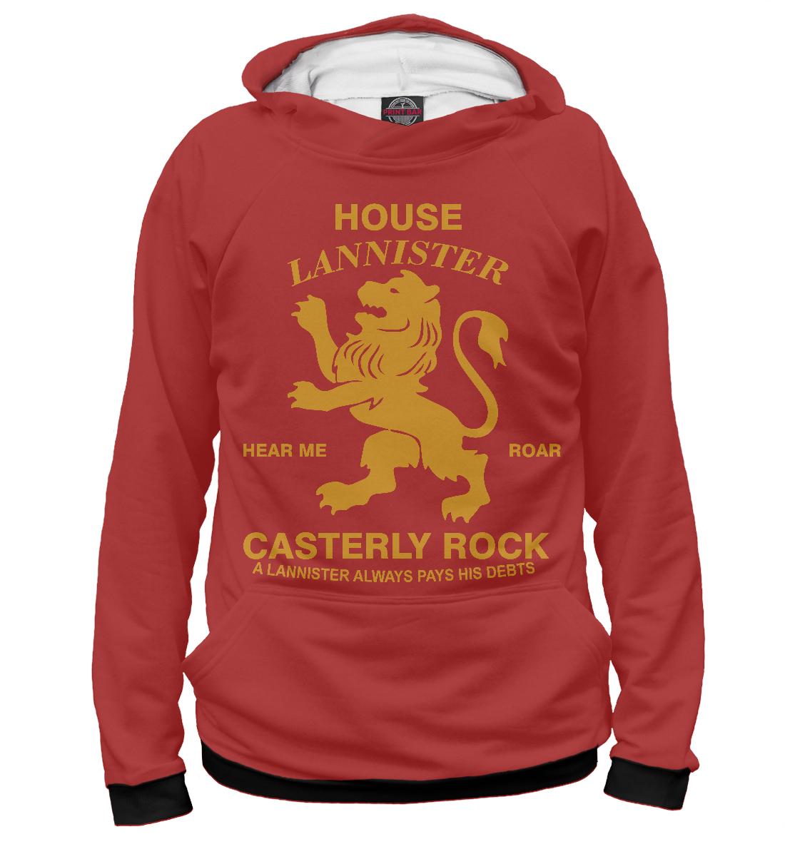 Купить House Lannister, Printbar, Худи, IGR-996443-hud-2