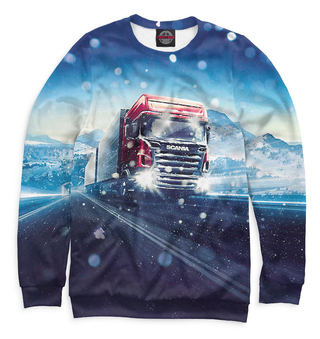 Купить Scania, Printbar, Свитшоты, GRZ-587036-swi-2