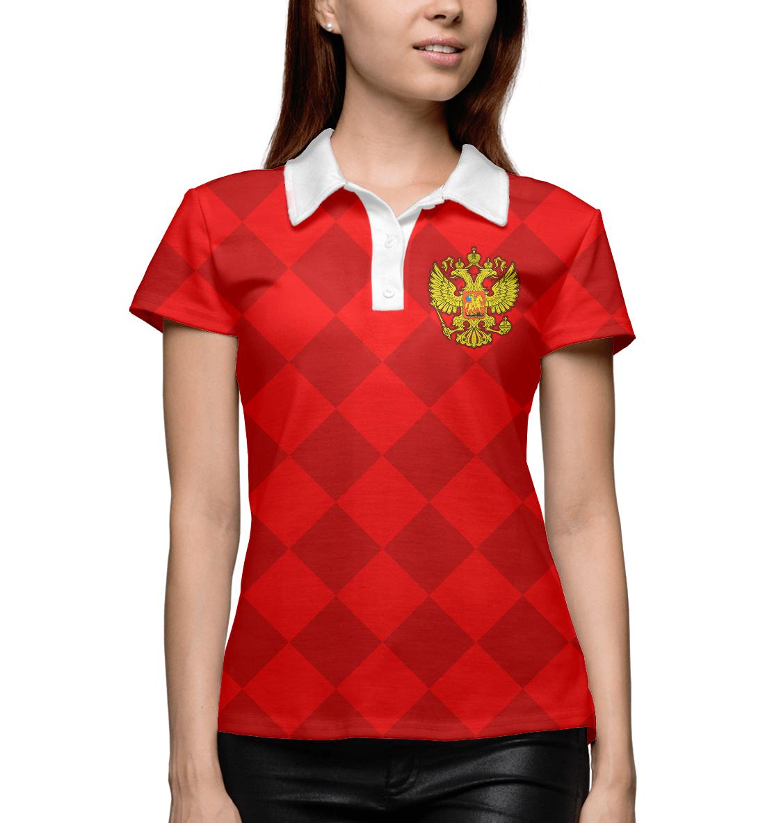 Купить Сборная России, Printbar, Поло, FNS-987504-pol-1