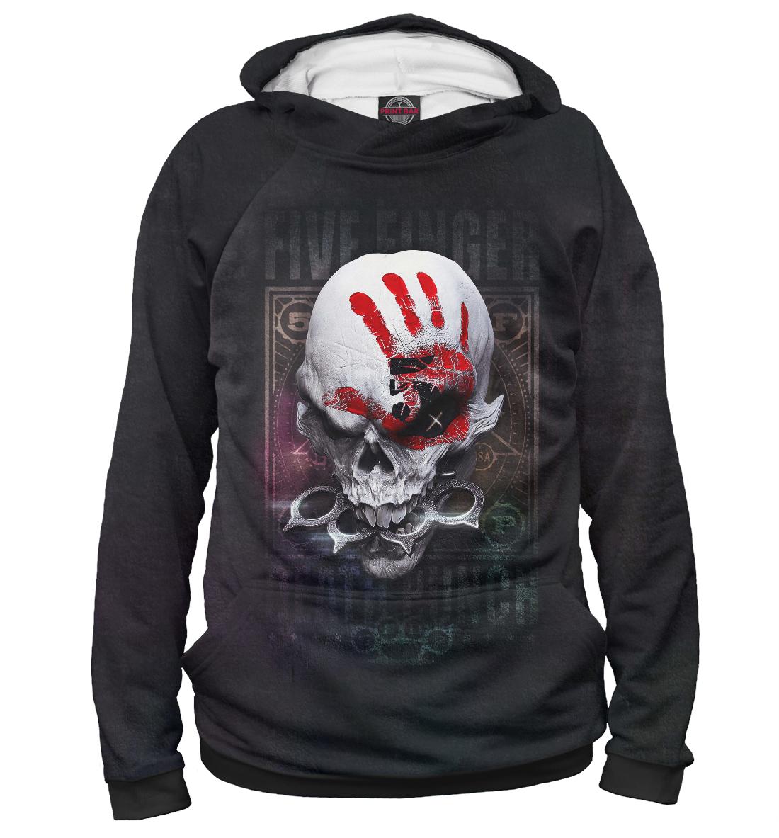 Купить Five Finger Death Punch, Printbar, Худи, FFD-351187-hud-2