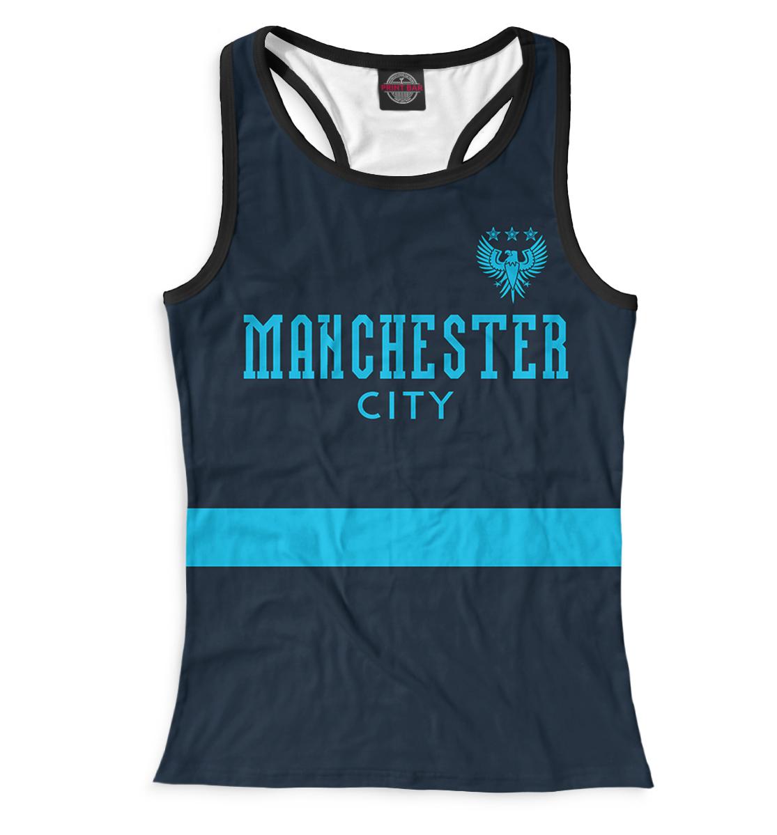 Купить Manchester City, Printbar, Майки борцовки, MNC-471945-mayb-1