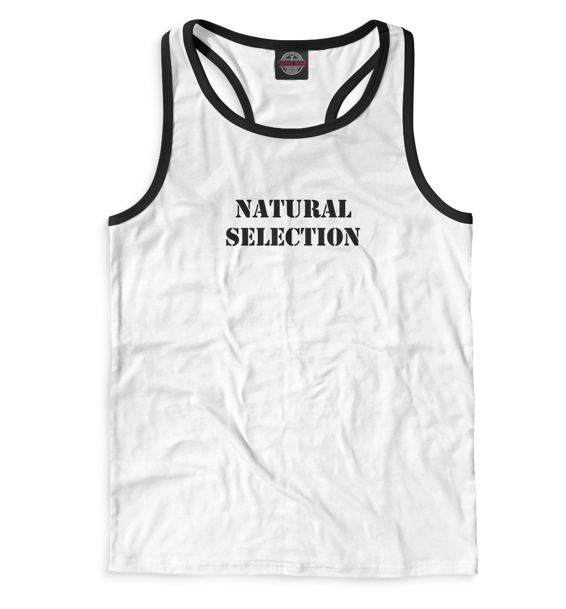 Natural Selection White