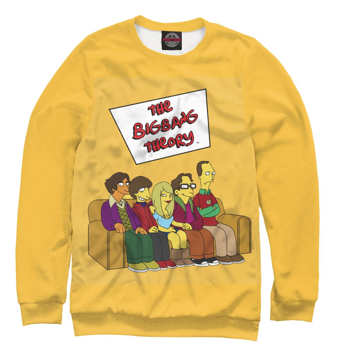 Купить The Big Bang Theory, Printbar, Свитшоты, TEO-743802-swi-1