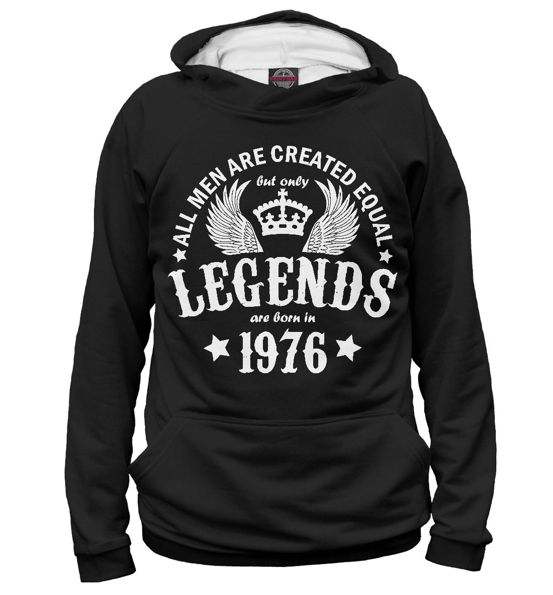 Купить 1976 - рождение легенды, Printbar, Худи, DSS-327088-hud-2