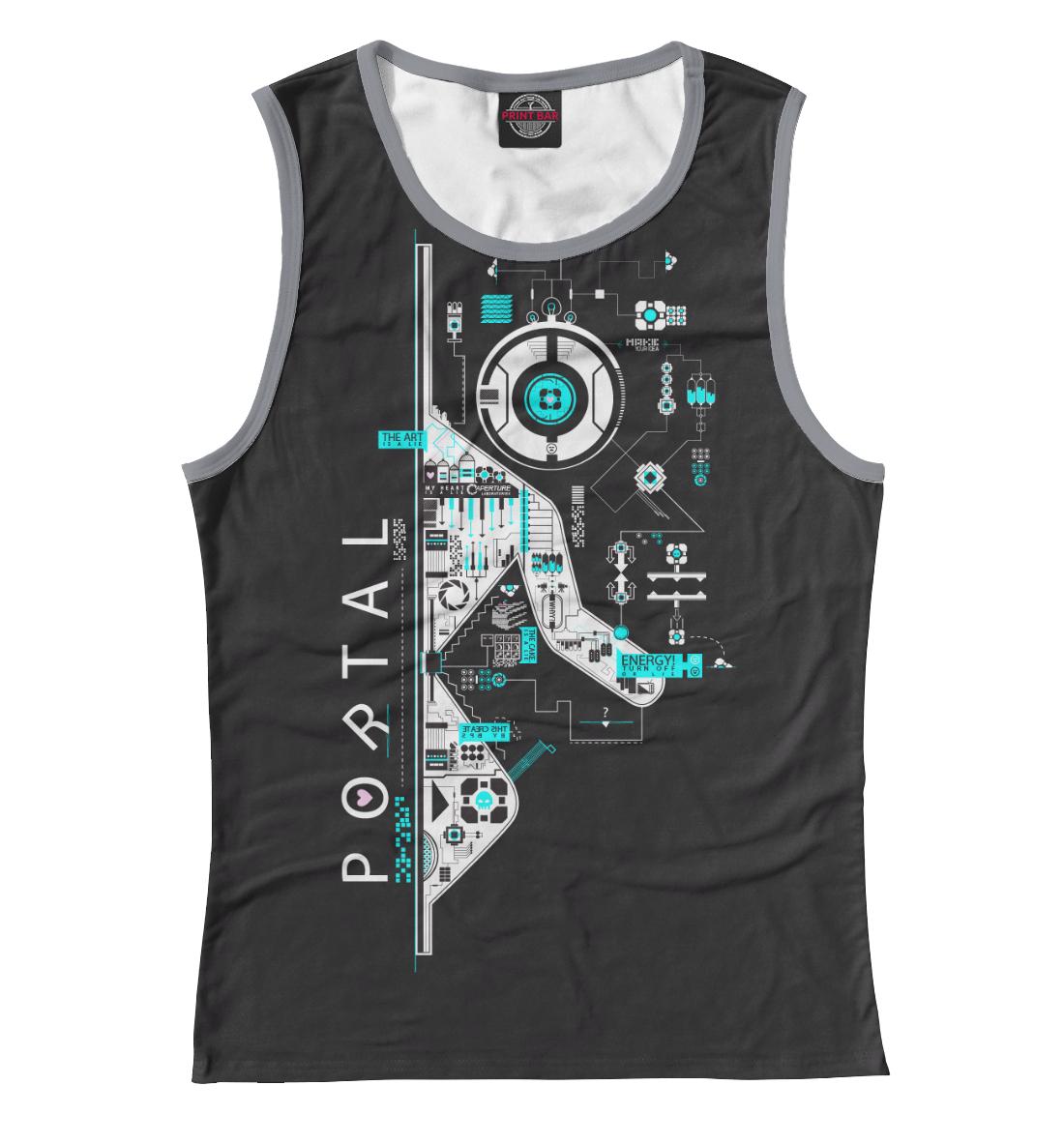 Купить Portal, Printbar, Майки, RPG-976615-may-1