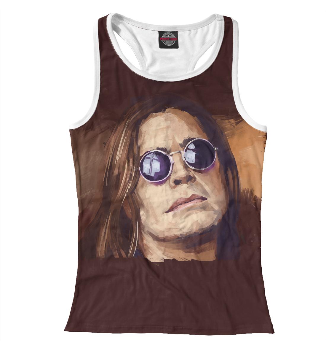Купить Ozzy Osbourne, Printbar, Майки борцовки, OZO-770528-mayb-1