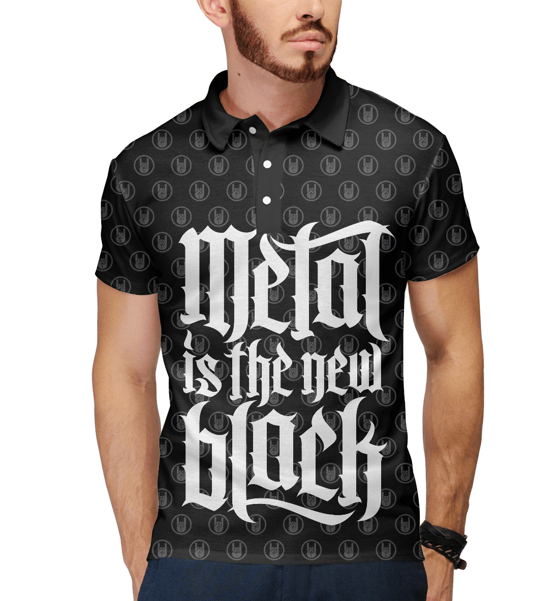 Metal is the new Black