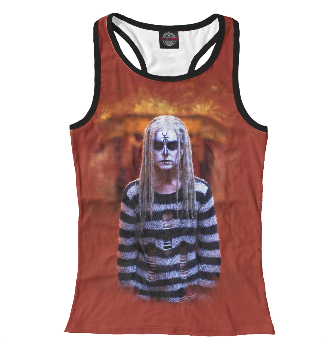 Купить LORDS OF SALEM, Printbar, Майки борцовки, HOR-836052-mayb-1