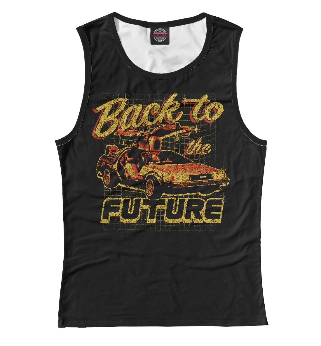Купить Назад в будущее, Printbar, Майки, KNO-142460-may-1