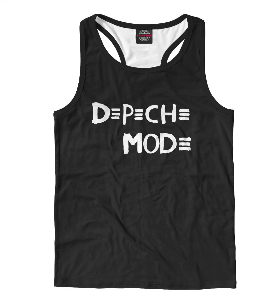 Купить Depeche Mode, Printbar, Майки борцовки, DPM-709535-mayb-2