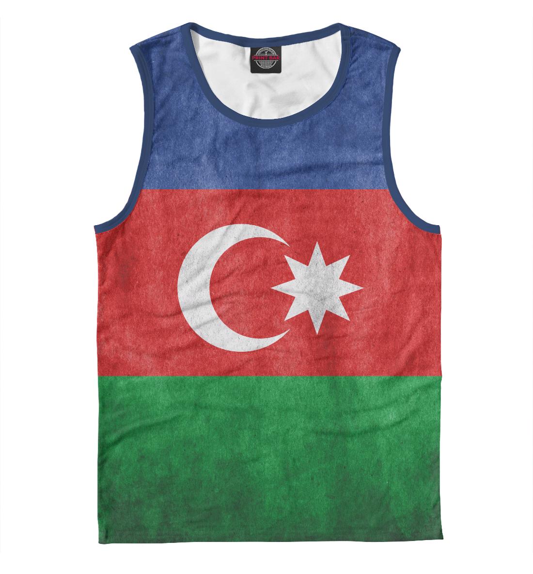 Купить Флаг Азербайджана, Printbar, Майки, CTS-188115-may-2