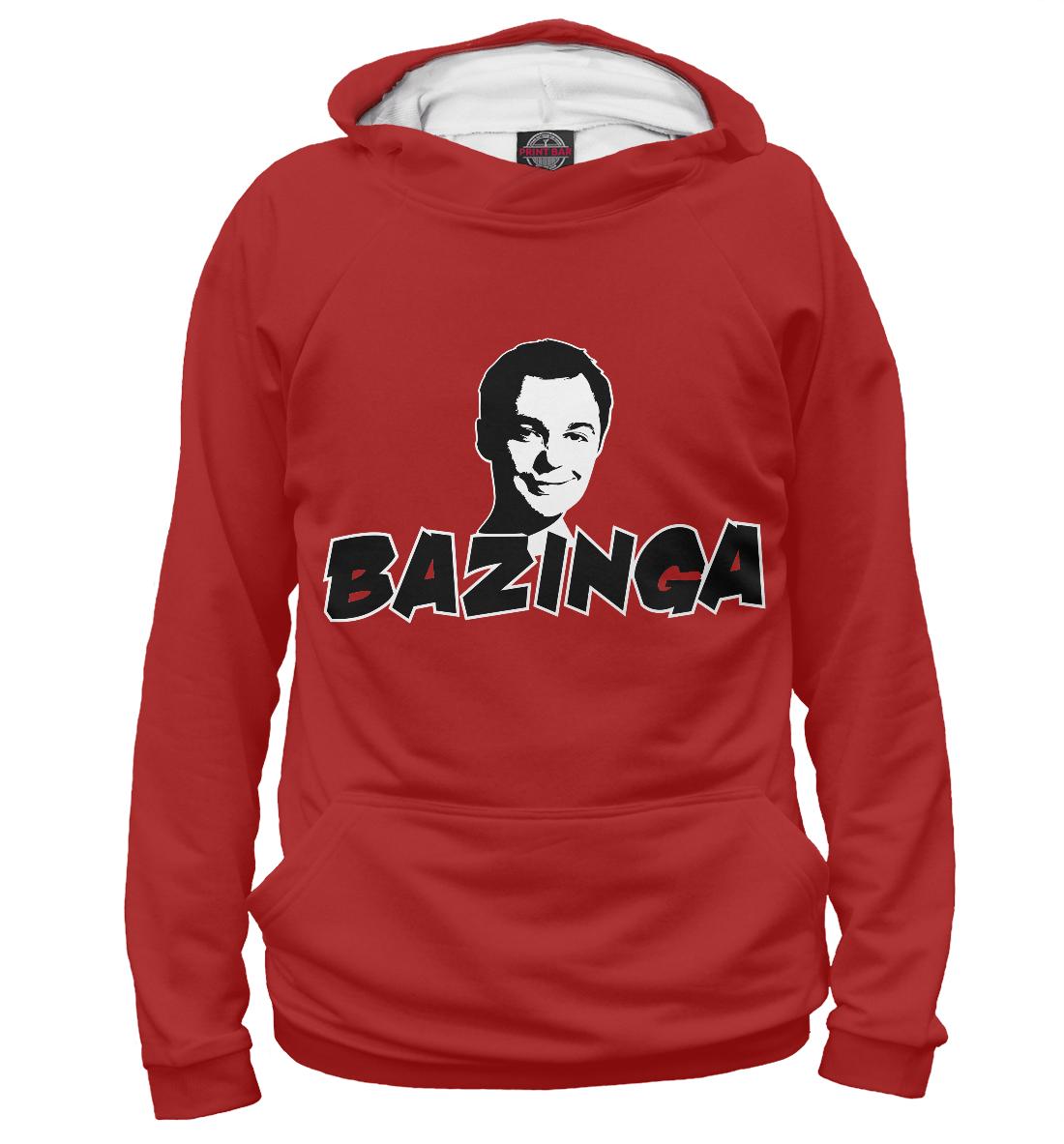 The Big Bang Theory, Printbar, Худи, TEO-837293-hud-2  - купить со скидкой