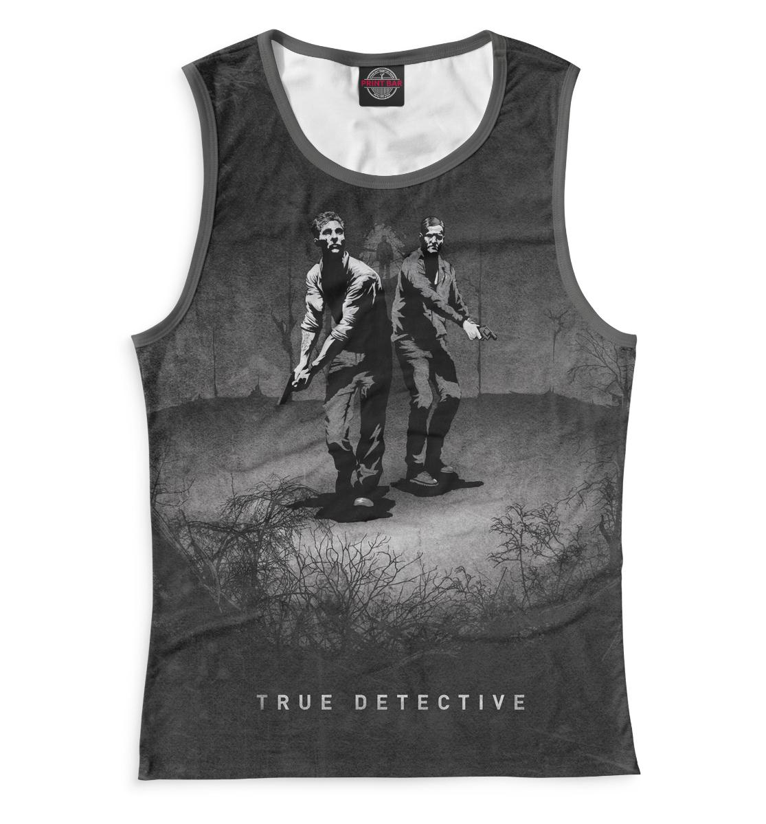 Купить Настоящий детектив, Printbar, Майки, NAS-700502-may-1