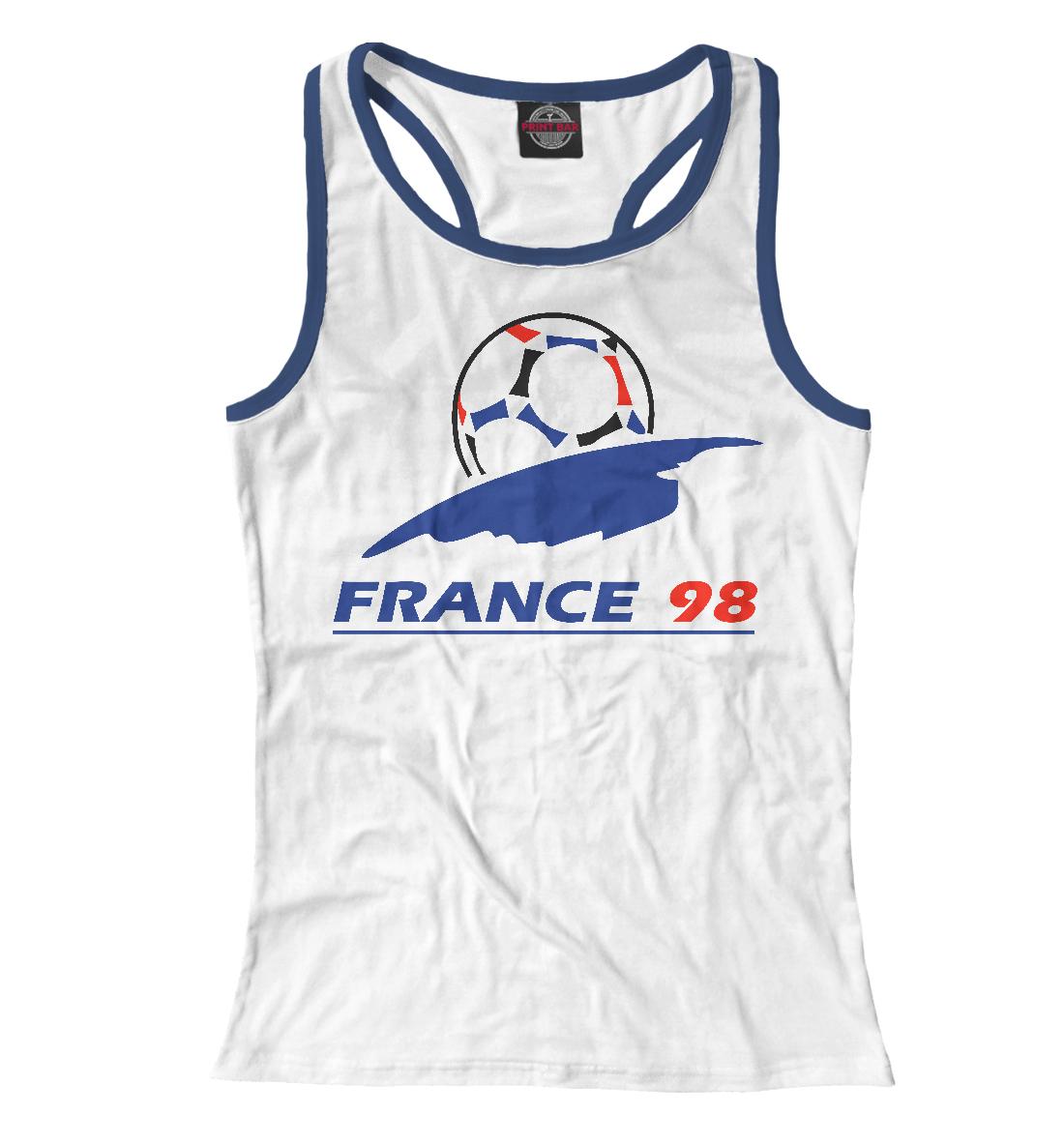 Купить France 98, Printbar, Майки борцовки, RZN-859209-mayb-1